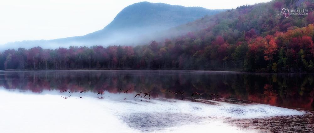 Stukely lake