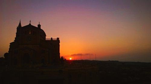 Livancic Otok Gozo - Zalazak sunca