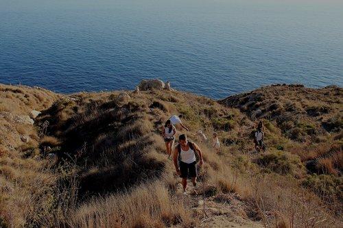 Livancic On the cliffs