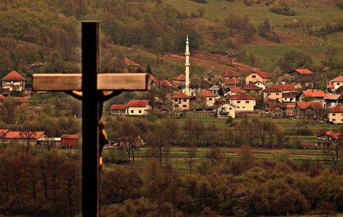 Livancic Postcard from Bosnia