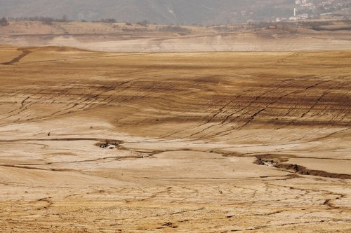 Livancic Ramsko jezero kad se povuče