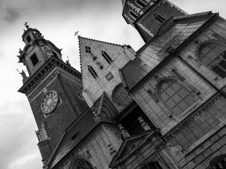 Marezato Katedrala ( Dvorac Vavel u Krakovu )