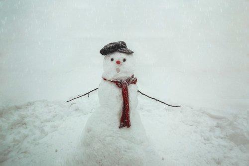 Marinsky Melting snowman / Snjegović koji se topi