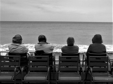 Marisimo Penzioneri na more idu zimi
