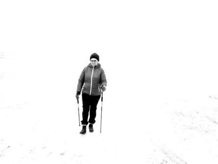 Marisimo Tog hladnog i maglovitog dana...