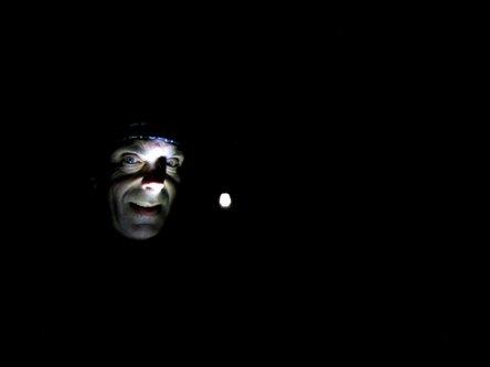 Marisimo U tunelu, u sred mraka