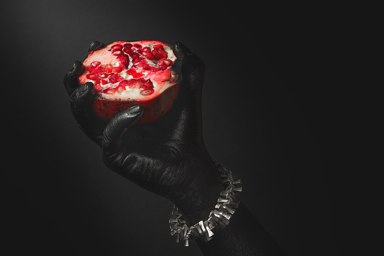 Pomegranate Hand