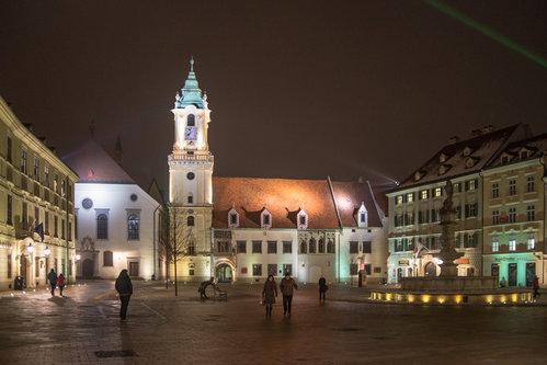 Master Bratislava