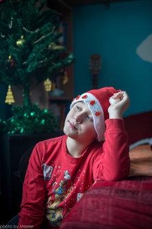 Master Čekajući Deda Mraza