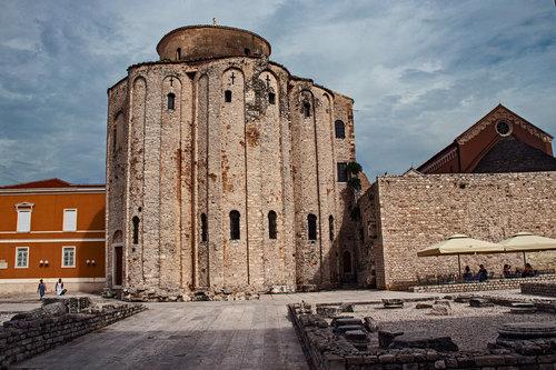 Merina Sv Donat Zadar
