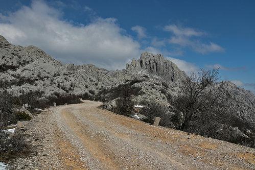Merina Majstorska cesta preko Velebit