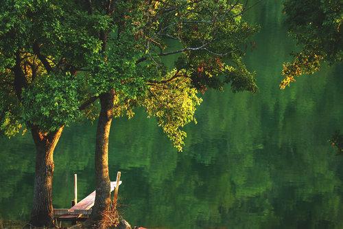Merina Tu pored rijeke...