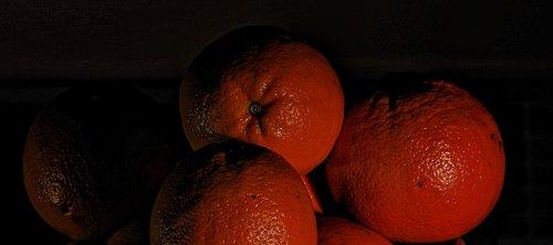 Mihael Planet of oranges