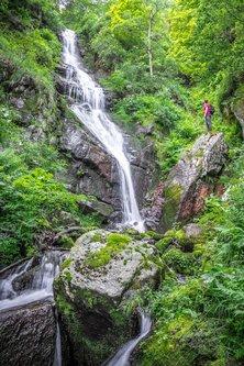 MilanSima Gornji Piljski vodopad