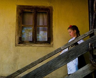 MilenaJ28 Devojčica iz Borča
