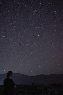 Milica_Mimi Watching stars