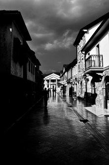 MilosKaraklic Andric grad Visegrad