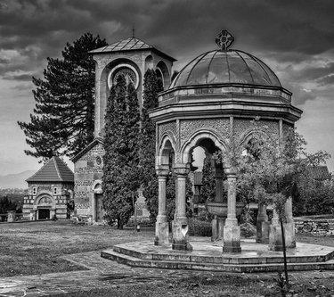 MilosKaraklic Manastir Zica