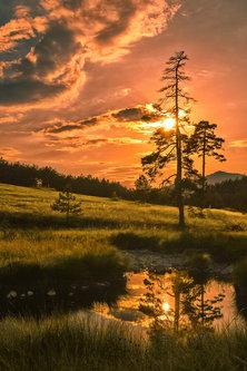 MilosKaraklic Zalazak sunca