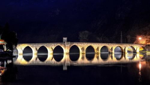 MilosKaraklic Noc nad Drinom