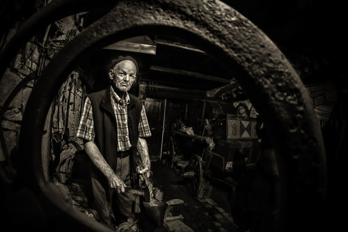 Mirsad Old blacksmith 2