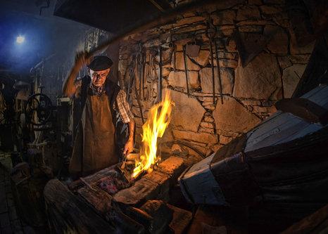 Mirsad Old blacksmith 4