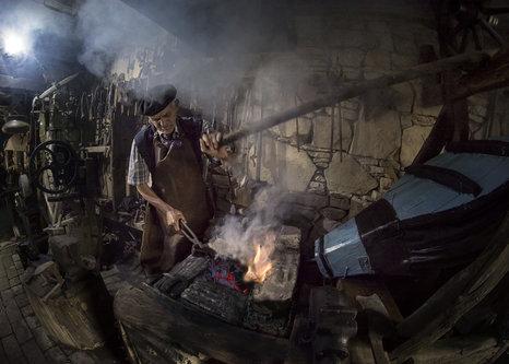 Mirsad Old blacksmith 5
