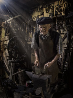 Mirsad Old blacksmith 9