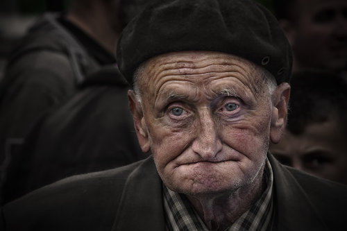 Mirsad Starac na derneku