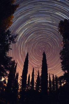 Monte Star Trails