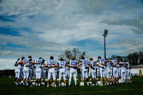 NeDJo Molitva pred utakmicu