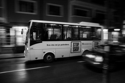 NeDJo Prvi jutranji autobus