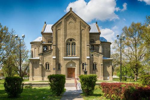 Nedomacki Crkva Uskrsnuća Isusova - Subotica