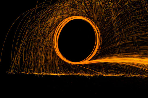 Nedomacki light painting