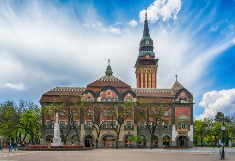 Nedomacki Gradska kuća Subotica