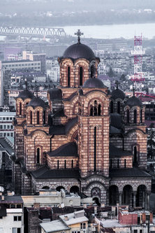 NenadBorojevicFoto St. Mark's Church ( Crkva svetog Marka )