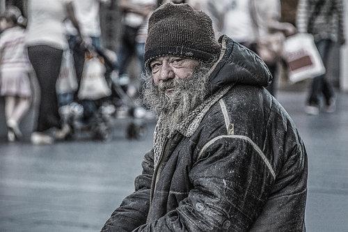NenadBorojevicFoto Homeless ( Beskućnik )