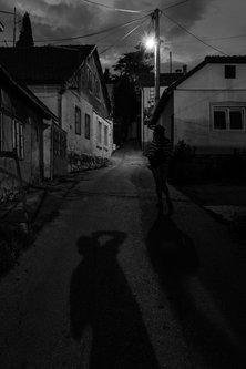 NenadBorojevicFoto Walking In The Night ( Šetanje u noći )