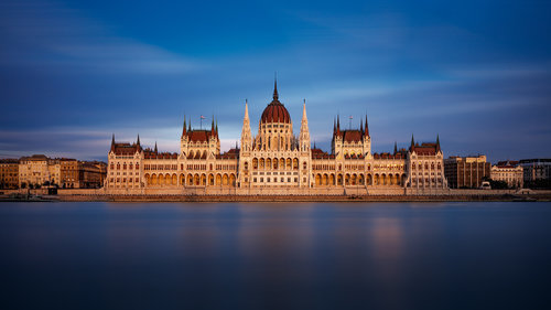 Nenad_Ristic Beautiful light in Budapest...