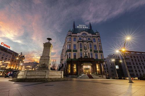 Nenad_Ristic Moscow in Belgrade...
