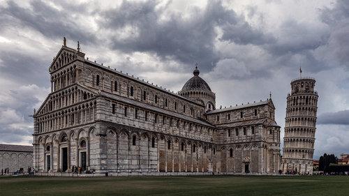 Nenad_Ristic Rainy day in Pisa...