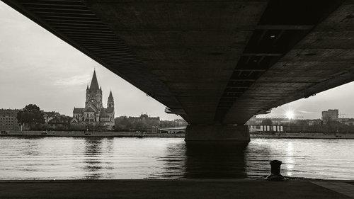 Nenad_Ristic Under the bridge...