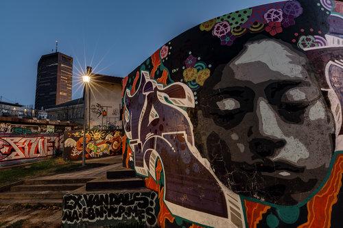 Nenad_Ristic Belgrade graffiti...