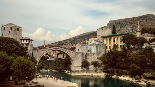 Nenad_Ristic Mostar   Old Bridge...