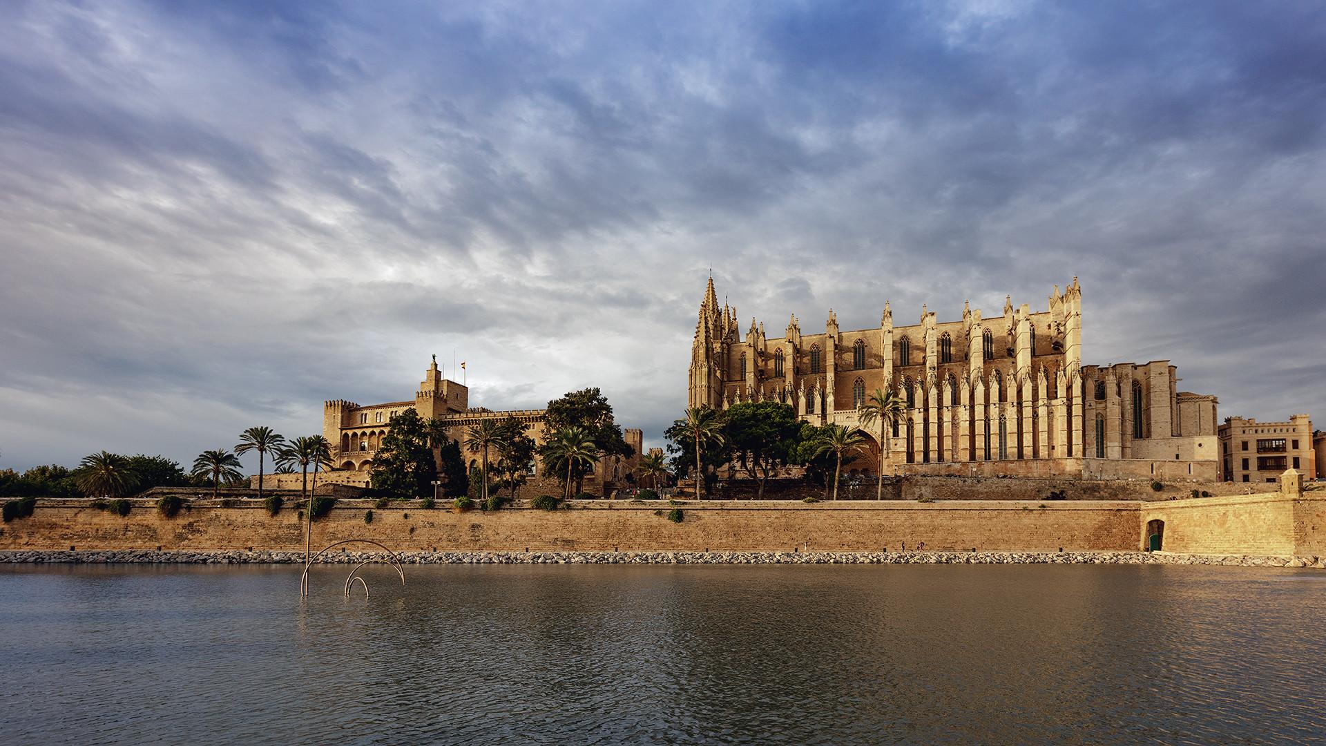 Palma de Mallorca... La Seu.