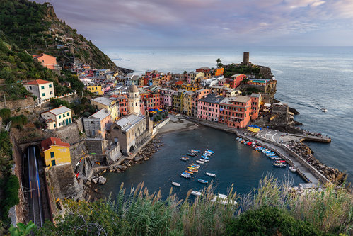 Nenad_Ristic Colors of Vernazza...