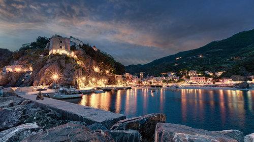 Nenad_Ristic Monterosso twilight...