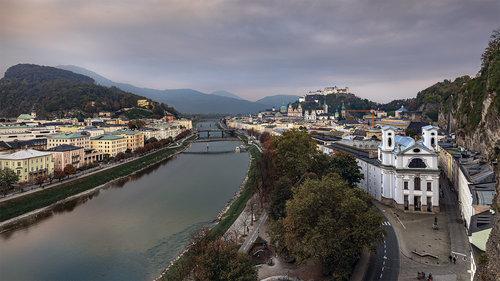 Nenad_Ristic Rainy day in Salzburg...