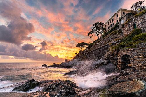 Nenad_Ristic Sunset in Recco...