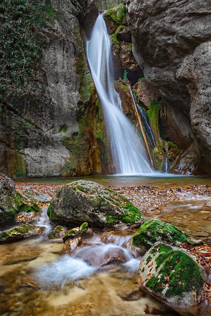 Rinnerberger Wasserfall...